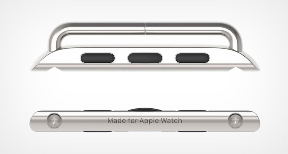 Apple Starts Selling Official Made For Apple Watch Lugs
